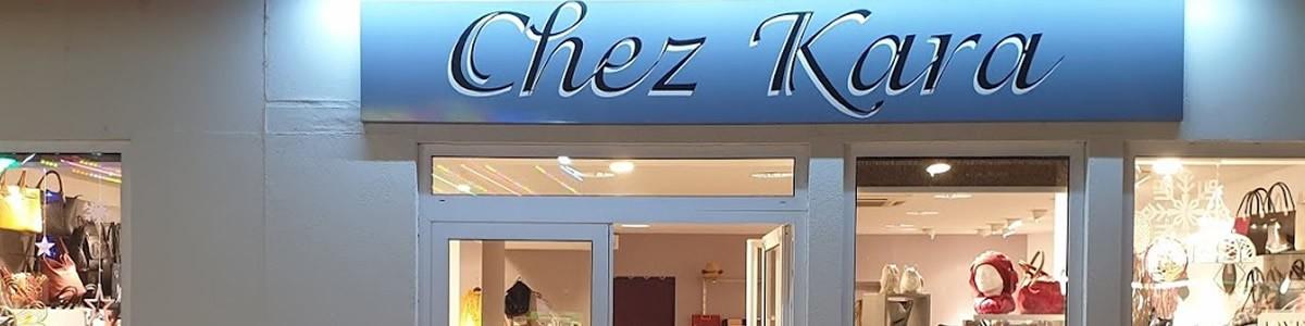 Le magasin Chez Kara